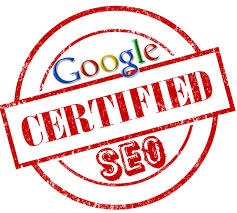 certification seo
